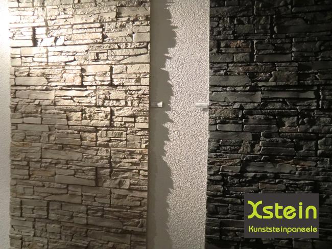 kunststeinwand steinmauer steinwand steinoptik naturstein fassade. Black Bedroom Furniture Sets. Home Design Ideas