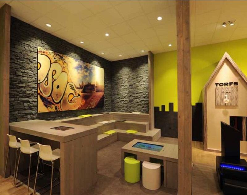 xstein kundenbilder kunsteinw nde kunststeinwand paneele mauern klinker riemchen wanddeko. Black Bedroom Furniture Sets. Home Design Ideas