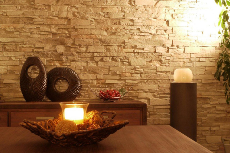 kundenbilder divers kunststeinpaneele. Black Bedroom Furniture Sets. Home Design Ideas
