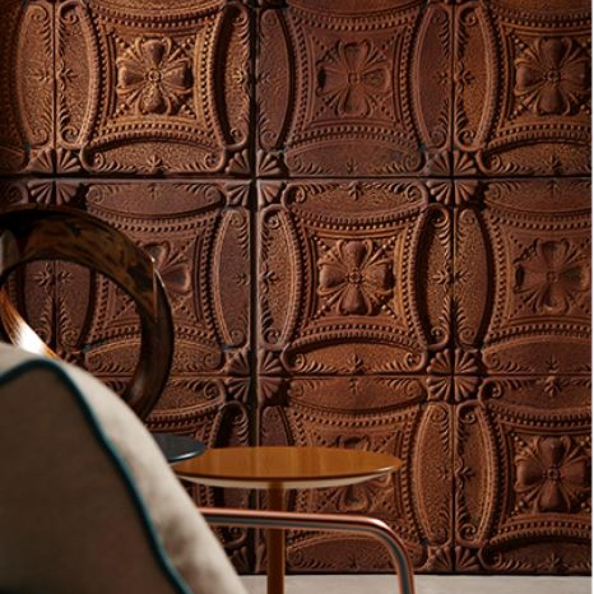 Vintage Wandverkleidung: XSTEIN Vintage Chantilly Wandverkleidung. Vintage